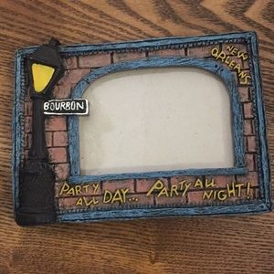 unbranded Accents - New Orleans Bourbon Picture Frame